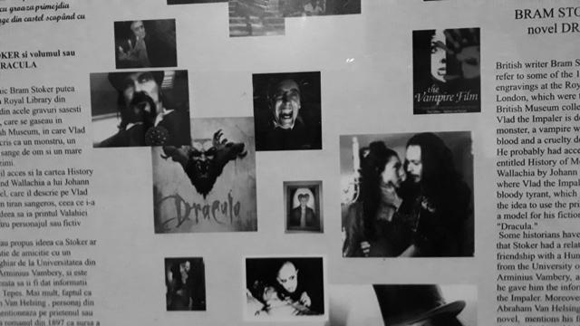 Dracula Info Bran Castle
