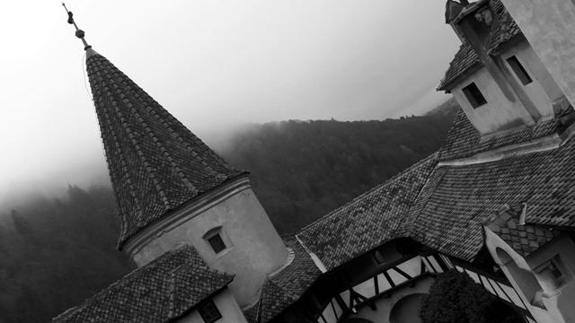 Draculas Castle Transylvania