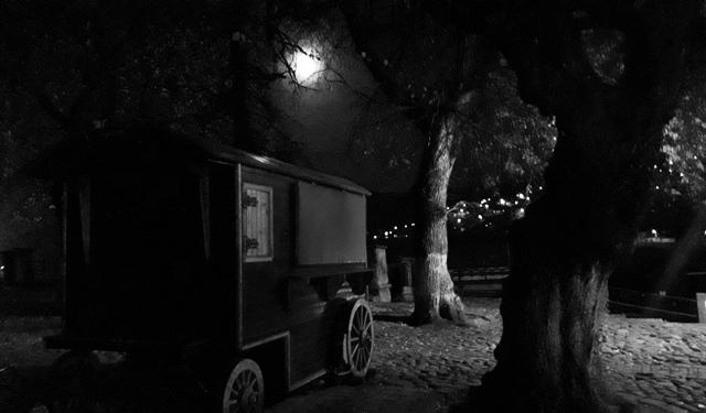 Gypsy Wagon Transylvania