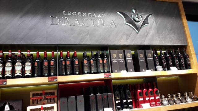 Legendary Dracula Spirits