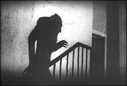 Nosferatu shadow