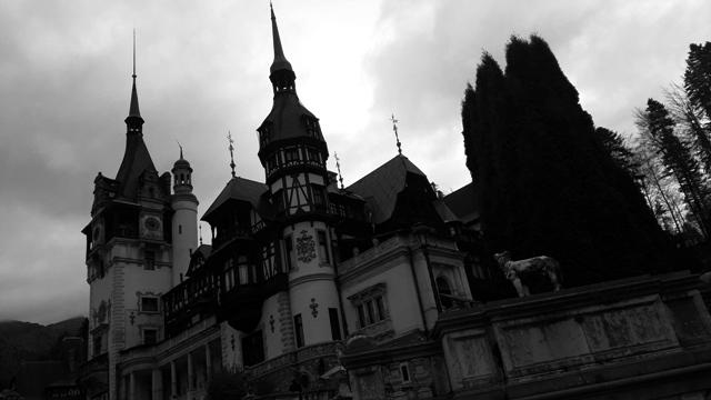 Peles Castle Transylvania