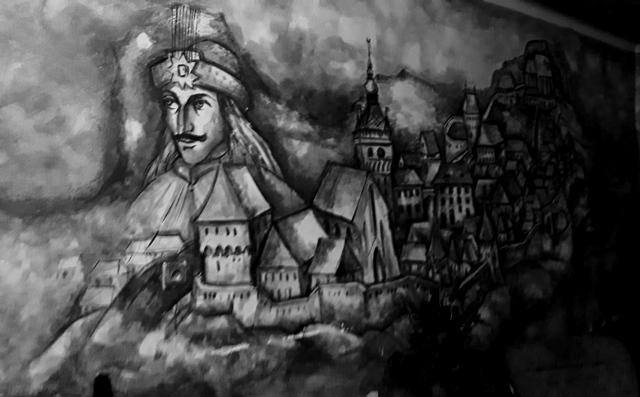 Vlad Dracul Wall Art