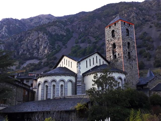 Andorra Architecture