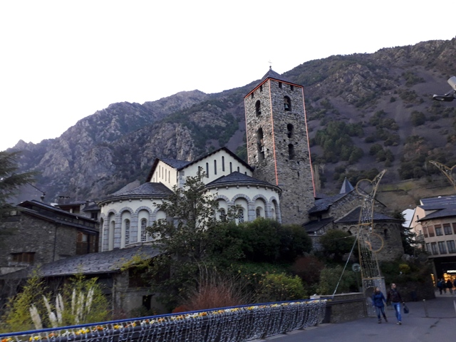 Andorra Mountains