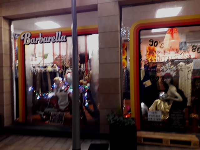 Barbarella Retro Clothing Store