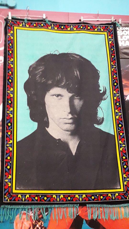 Jim Morrison Rug