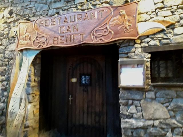 restaurant Andorra