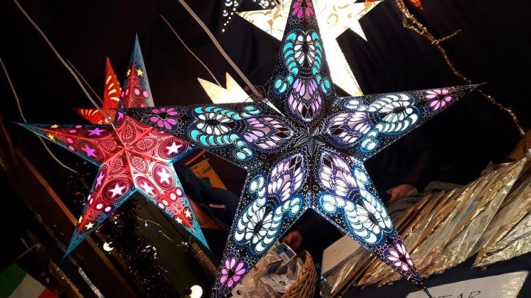 Starlights Star Lampshades