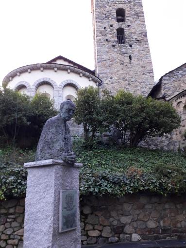 Statue Andorra