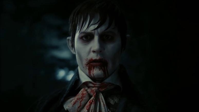 Dark Shadows 2012 Barnabas Blood