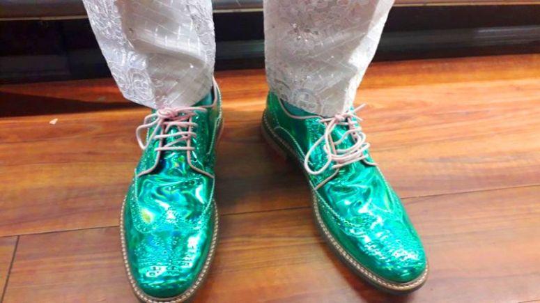 Emerald City Shoes Man