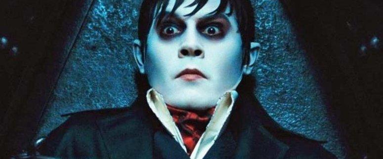 Johnny Depp Barnabas Dark Shadows