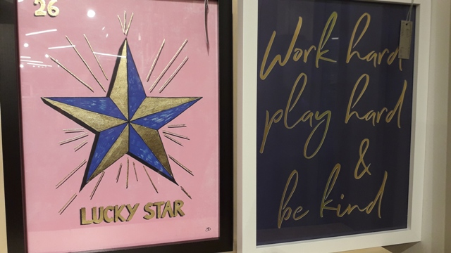 lucky star art