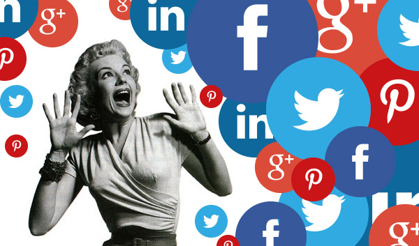 Social-media-frenzy
