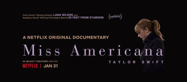 Taylor Swift Miss Americana Netflix
