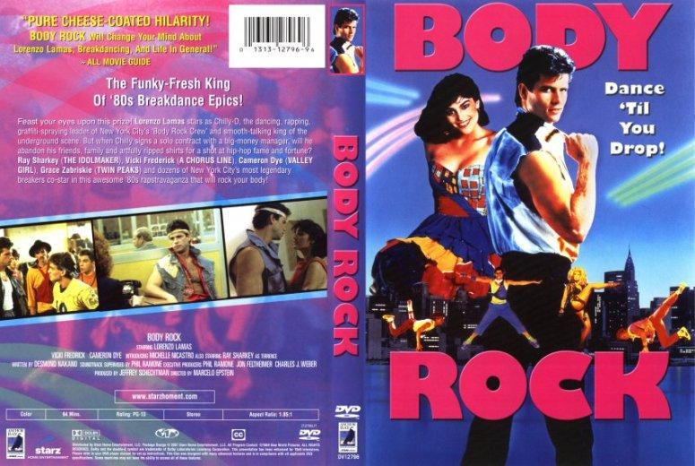 Body Rock Dvd