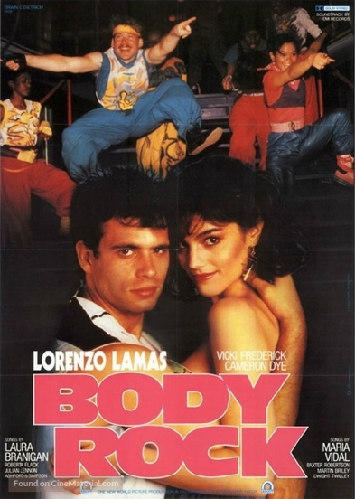 Body Rock film poster