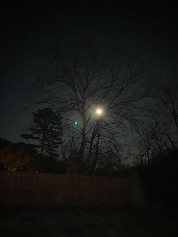 Full MOON February 2020 Snow Moon Super Moon Photo