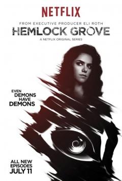 Hemlock Grove Demons Poster 2
