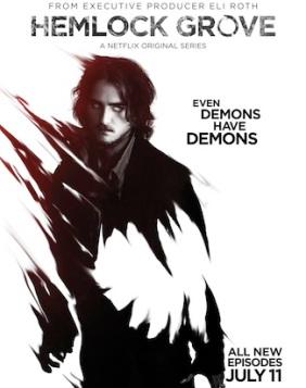 Hemlock Grove Demons Poster 3
