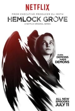 Hemlock Grove Demons Poster