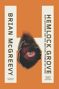 hemlock grove graphic novel