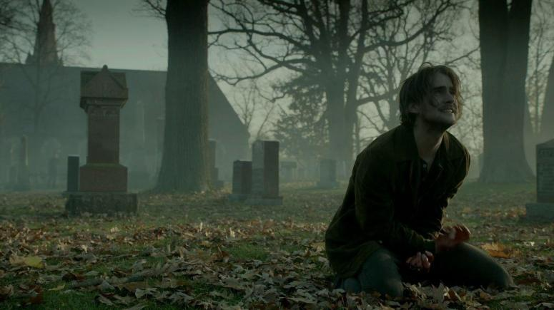 Hemlock Grove Graveyard