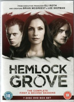 Hemlock Grove Season 1 and 2