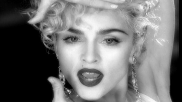 Madonna Blonde