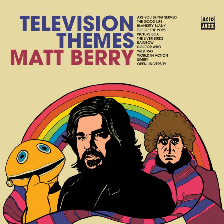 Rainbow TV Themes Vinyl Matt Berry