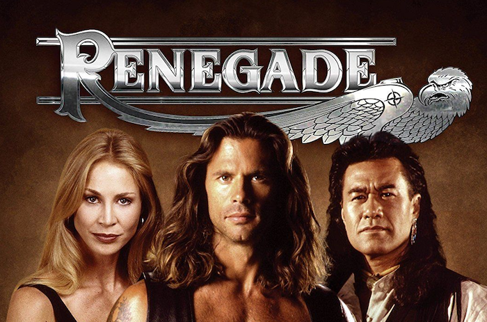 Renegade TV Series