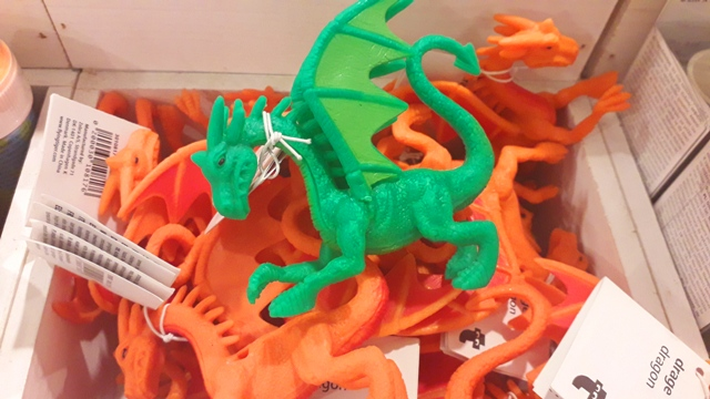 Toy Dragons