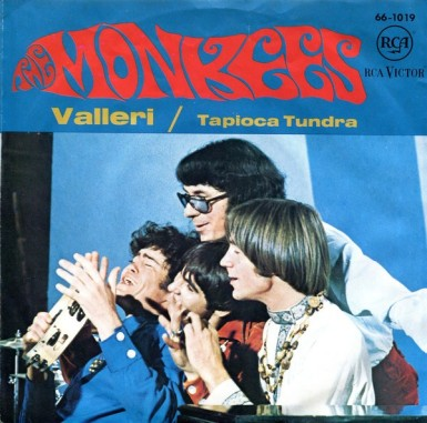 Valleri and Tapioca Tundra The Monkees