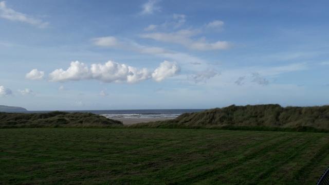 Coast with Grass