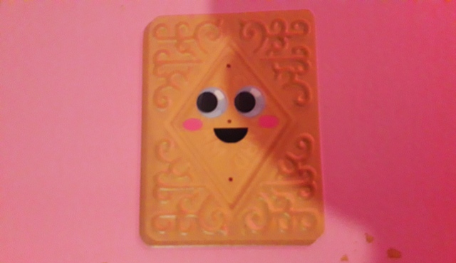 Cute Biscuit Art