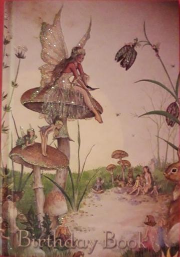 Fairy Birthday Book