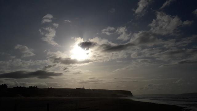 Friday the 13th Sunshine on Beach