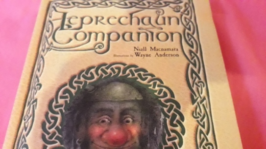 Leprechaun Companion Book