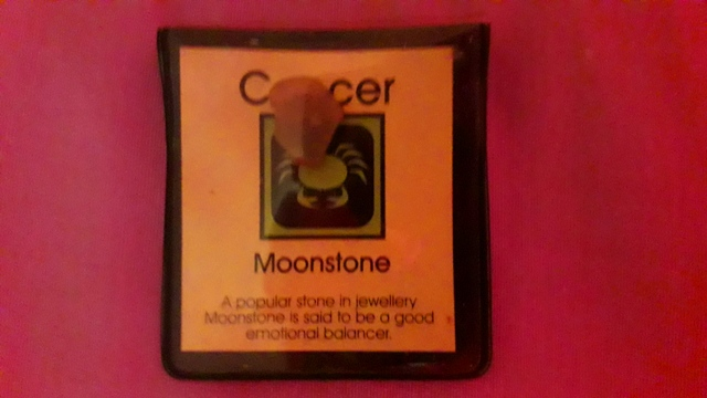 Moonstone Cancerian