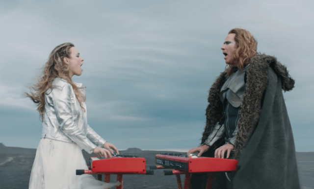 volcano man fire saga eurovision