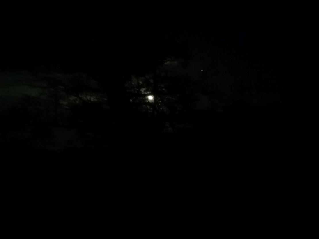 Full Moon Photo Octrober 2020