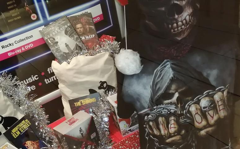 Christmas Horror Display