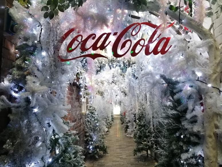 Coca-Cola Winter Wonderland