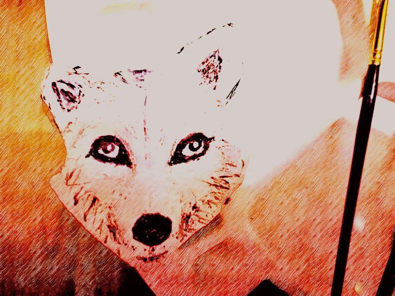 Full Wolf Moon January 2021 art